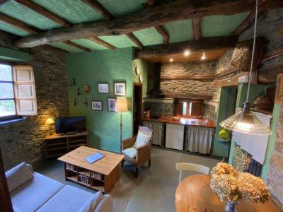 Apartamento rural albarin cangas del narcea