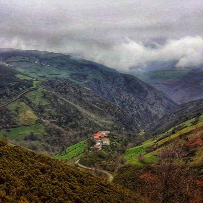 dormir en aldea rural asturias
