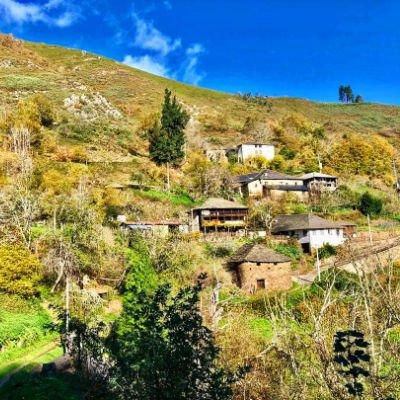 visitar aldea rural asturias